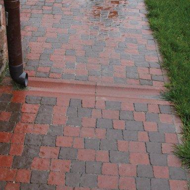 Відливи тротуарні полімерпіщані