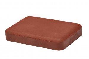 Косточка тротуарная плитка полимерпесчаная
